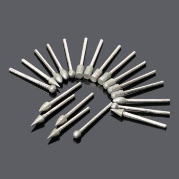 Шлифовальные алмазные головки