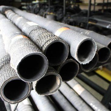 ГОСТ 5398-76 Рукава напорно-всасывающие резиновые с текстильным каркасом неармированные
