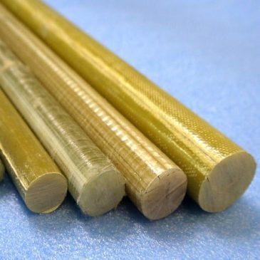 ГОСТ 5385-74 Стержни электротехнические текстолитовые круглые